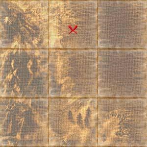 Treasure map stockholm3