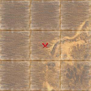 Treasure map aalborg-ripen2