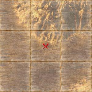 Treasure map stockholm1