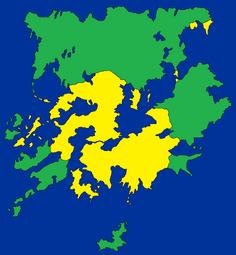 Zephyrian Empire Greatest Extent
