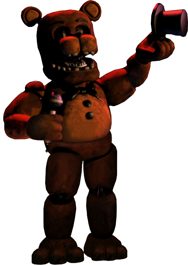 Withered Freddy (FNaF2) | Five Nights at Freddy's Wikia | FANDOM