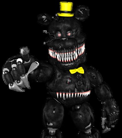 File:Nightmare (secret render found in FNAF4 files).png