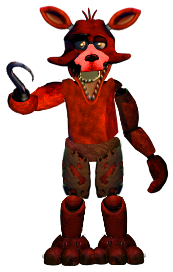 Unwithered Foxy | Five Nights at Freddy's Wikia | FANDOM powered by