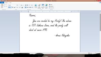 Letter45545
