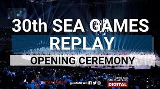 SEA Games 2019 FULL VIDEO Opening ceremony of the 30th Southeast Asian Games