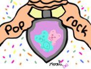 Poprocks Badge~ digital