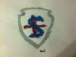 Med's badge, shiney~!