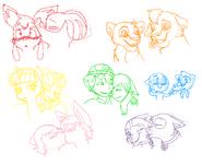 Rainbow lovin
