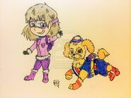 Tundra and skye the cockapoo by switzy44-d7x0i5p