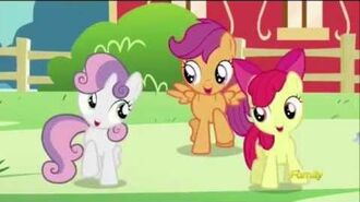 MLP Song We'll Make Our Mark w perlude (Crusaders of the Lost Mark)