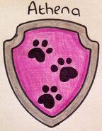 Pup-Tag: Athena