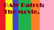 Paw patro th =e