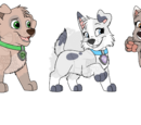 Pup pup puppies!