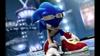 Sonic- His World (Zebrahead Ver.) -With Lyrics-