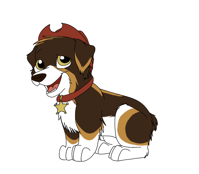 Paw Patrol The Great Race Tex Of Tundrathesnowpup
