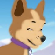 Tundra's cute face