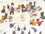 Tundra's Appreciation Day / Pups save a snow-pup