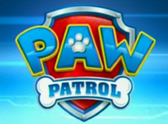 Paw patrol theme song logo