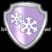 Winter badge