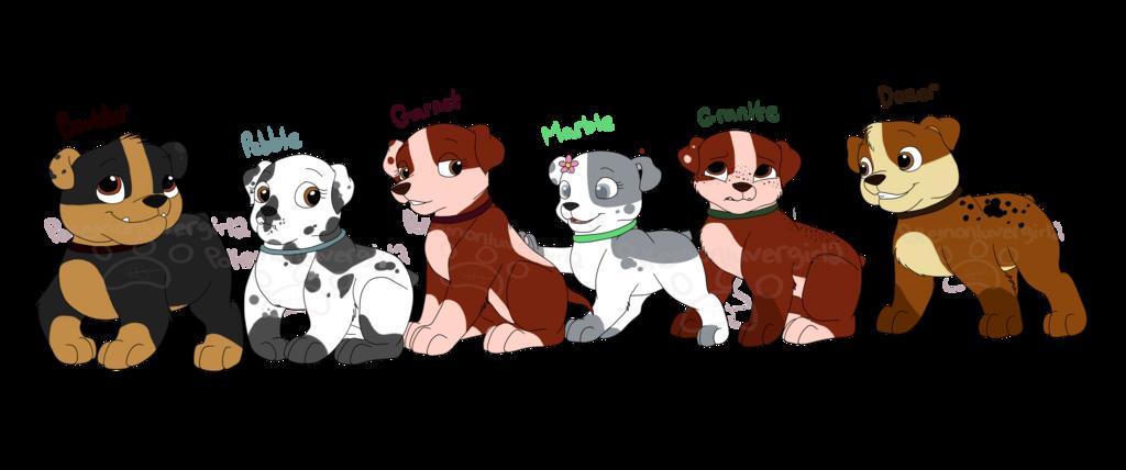 Building a future  RubbleXKyla pups  5d39e74dc