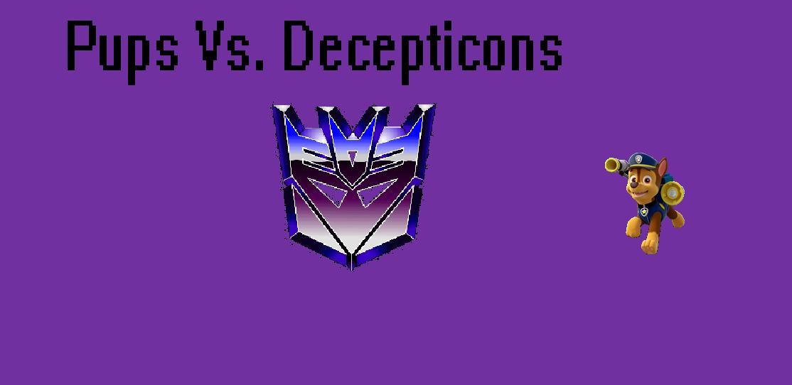 pups vs decepticons paw patrol fanon wiki fandom powered by wikia