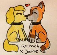 Cheeb JamieXWrench