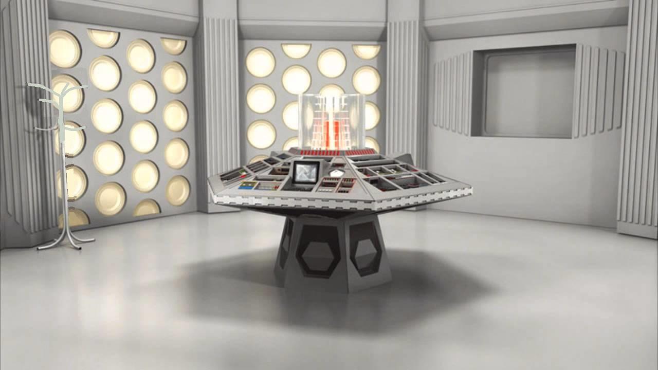 Milo`s TARDIS Interior