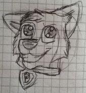 Fletch Sketch