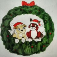 Merry Chirstmas from Aruy Rain!