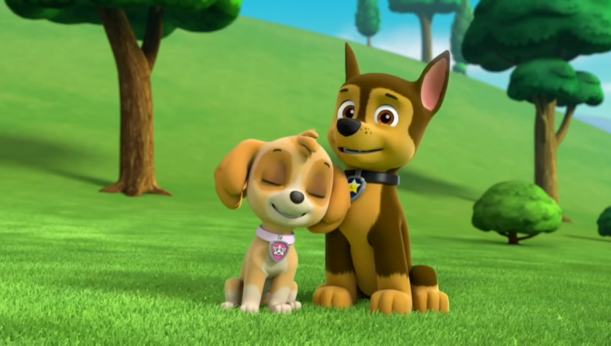 Chase X Skye | Paw Patrol Relation Ship Wiki | FANDOM powered by Wikia