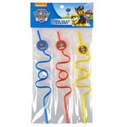 Curly straws
