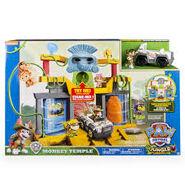 Monkey Temple Playset box 2