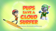 Pups Save a Cloud Surfer (HQ)