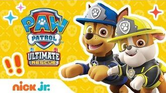 PAW Patrol's Ultimate Rescue Moments Ft. Marshall, Chase, Skye, & More! Nick Jr.