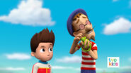 PAW Patrol Pups Save the Critters Ryder and Francois Turbot 3