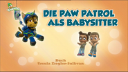 PAW Patrol – Helfer auf vier Pfoten Die PAW Patrol als Babysitter