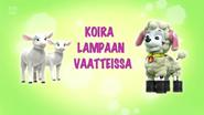 Ryhmä Hau Koira lampaan vaatteissa