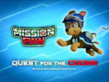 Mission PAW: Quest for the Crown