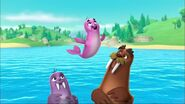 PAW Patrol - Wally the Walrus - Walinda and Baby Walrus Pup 2