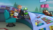 PAW Patrol Pups Save the PAW Patroller Scene 40