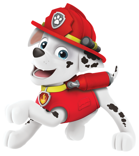 Image result for marshall paw patrol