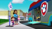 PAW Patrol Pups Save a School Bus Scene 19