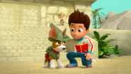 PAW Patrol 315 Scene 103 Ryder and Tracker