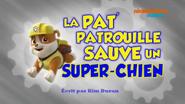 PAW Patrol La Pat' Patrouille La Pat' Patrouille sauve un super-chien