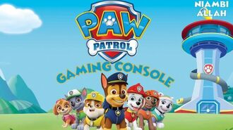 Paw Patrol Console