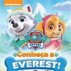 Brazilian cover (<i>Conheça a Everest!</i>)