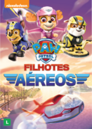 PAW Patrol Air Pups DVD Brazil