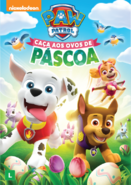 PAW Patrol Pups Save the Bunnies DVD Brazil