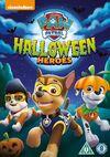 PAW Patrol Halloween Heroes DVD UK