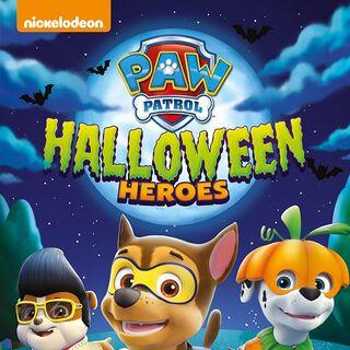 British cover (<i>Halloween Heroes</i>)